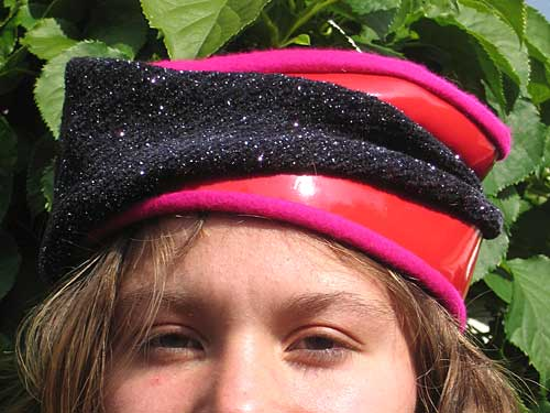 HOEDEN - HATS - May Hobijn hat fashion